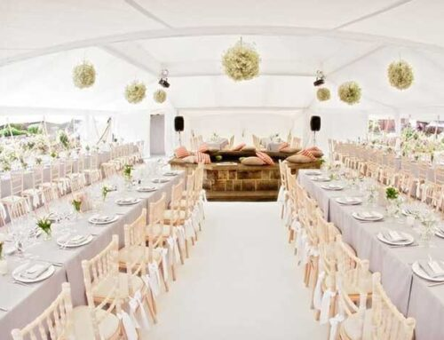 Wedding Planning 2021: Booking Your Marquee