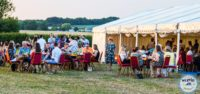marquee hire corporate event milton keynes
