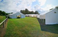 Marquee corporate sporting event milton keynes