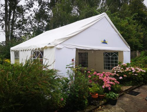 Marquees for Small Gatherings