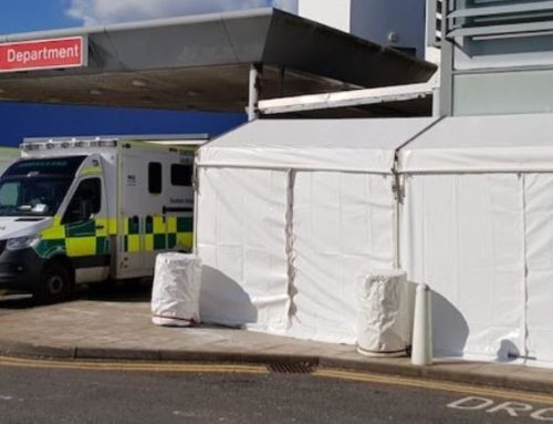 Emergency Marquee Hire – COVID-19