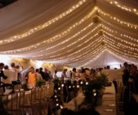 Wedding Marquee Lighting Fairy