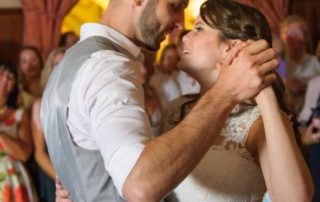 Wedding couple Bucks Marquees