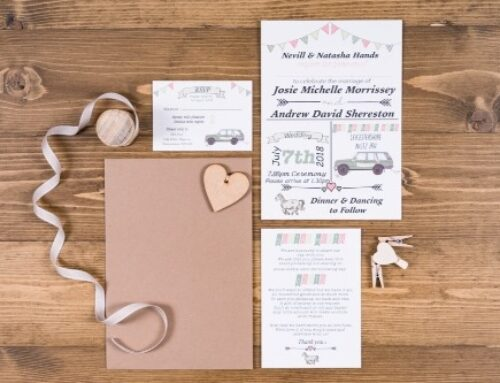 Wedding Invitations – Top Tips