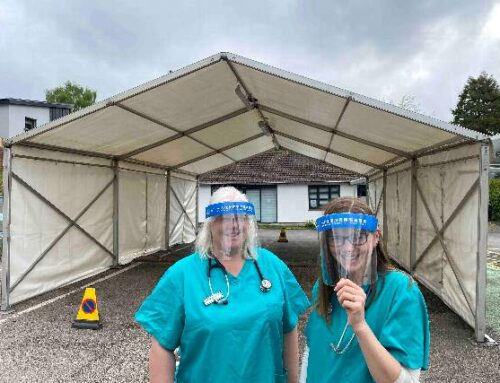 Providing Temporary Vaccination and Testing Marquees -Milton Keynes